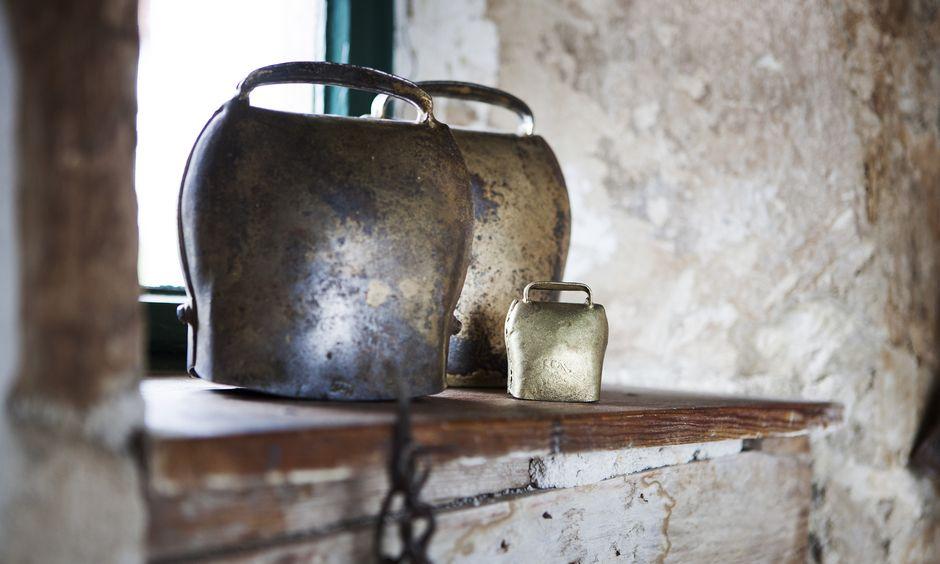 Glocken im Hausgang