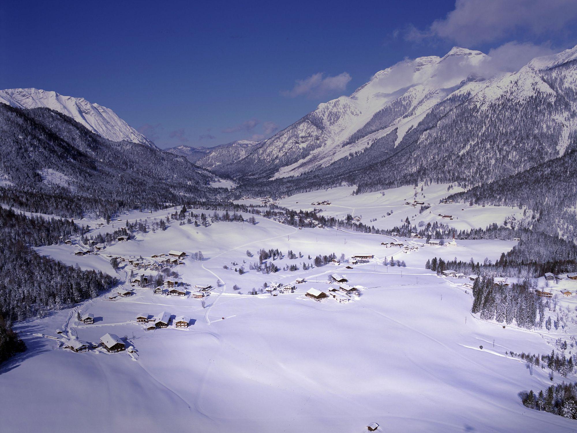 Steinberg am Rofan, Achensee, Tirol, Österreich